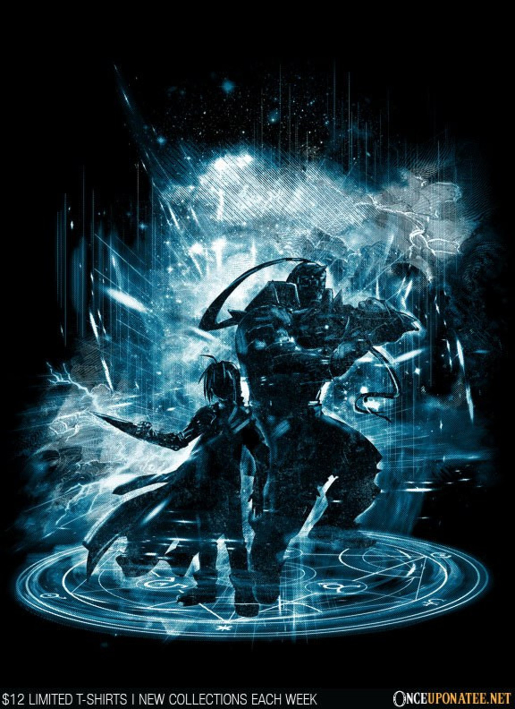 Once Upon a Tee: Alchemist Storm