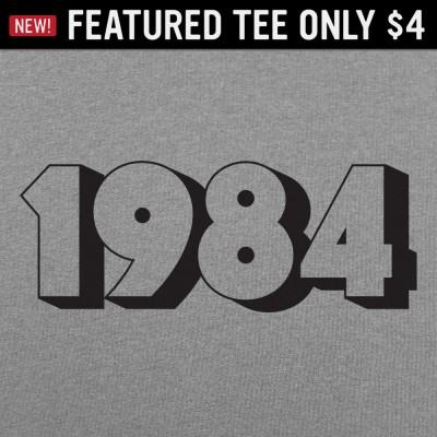 6 Dollar Shirts: 1984