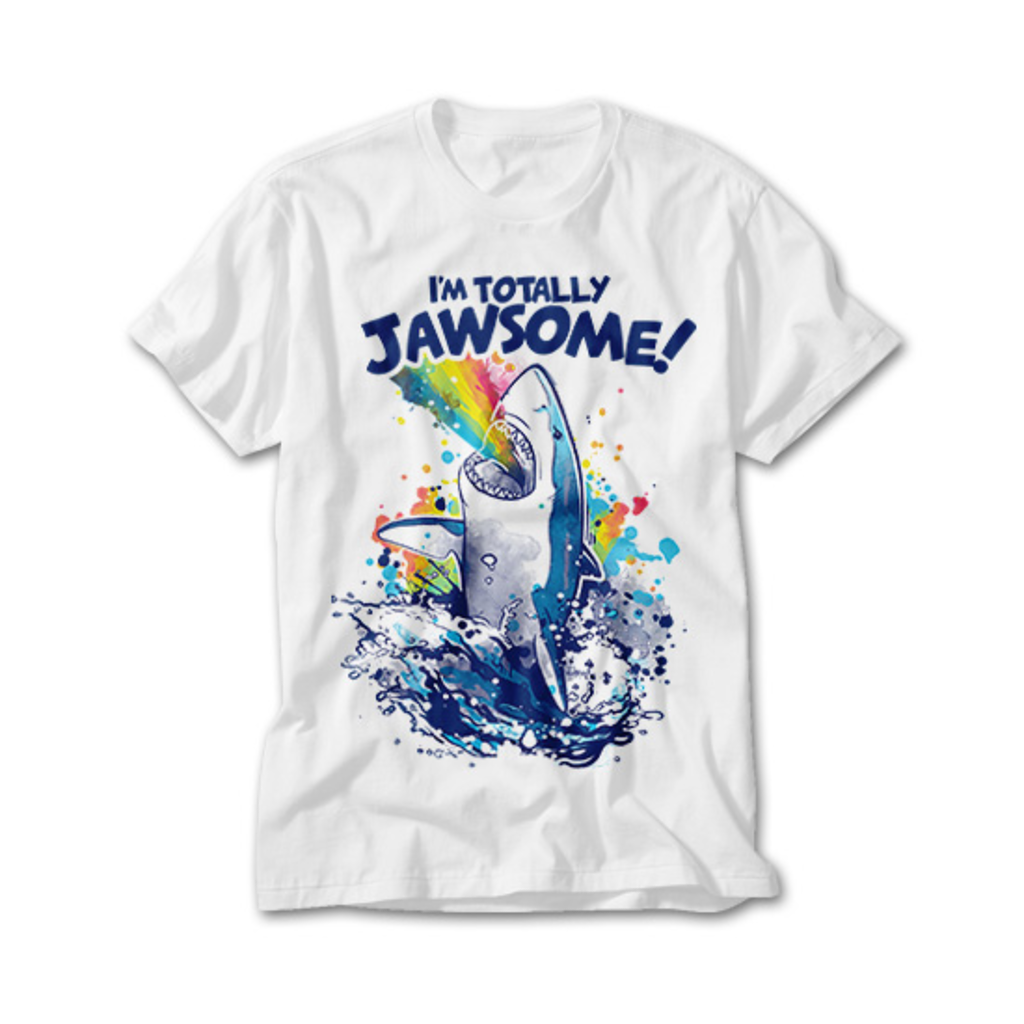 OtherTees: Totally jawsome