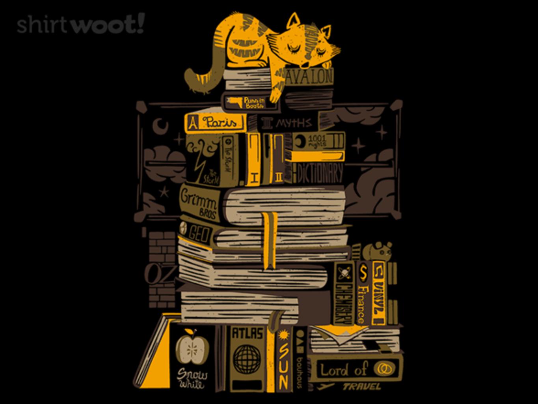 Woot!: Sleeping on My Treasure