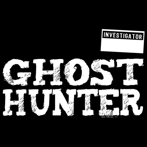 NeatoShop: Ghost Hunter Team - Investigator