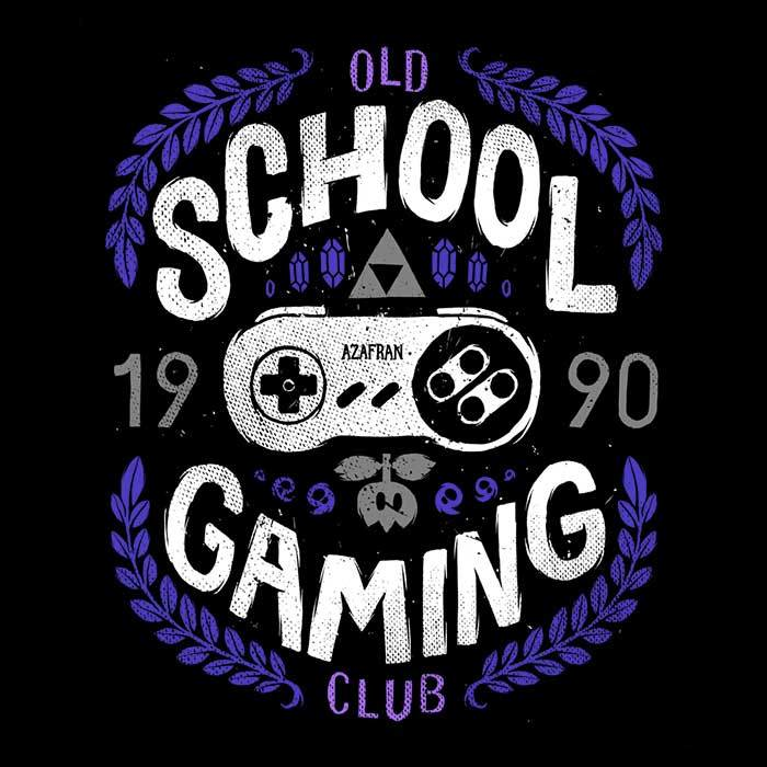 Once Upon a Tee: Super Gaming Club