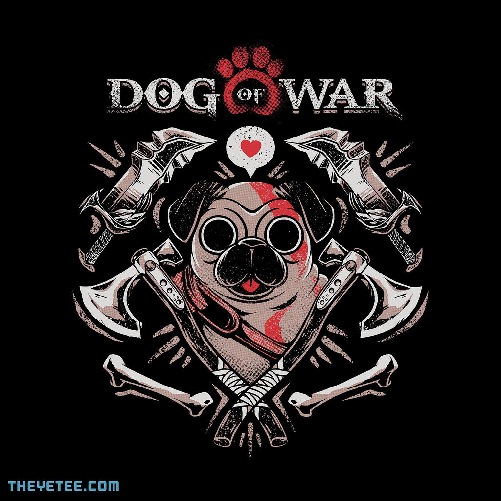 The Yetee: Dog of War