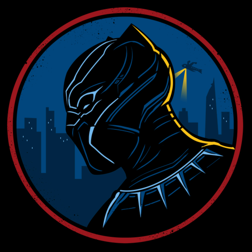 NeatoShop: Noir Panther