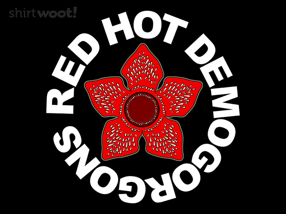 Woot!: Red Hot Demogorgons