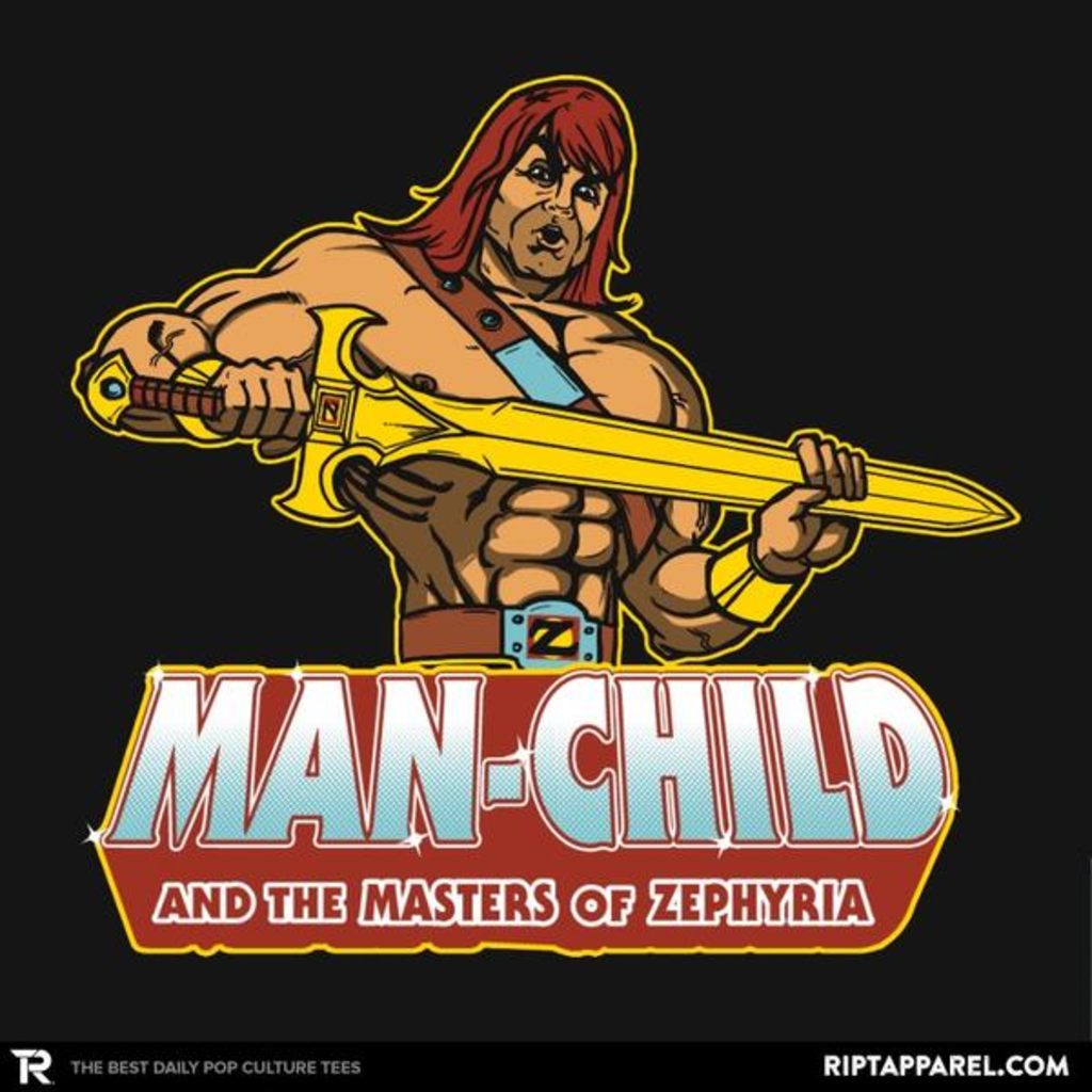 Ript: Man-Child