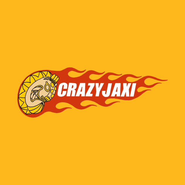 TeePublic: Crazy Jaxi