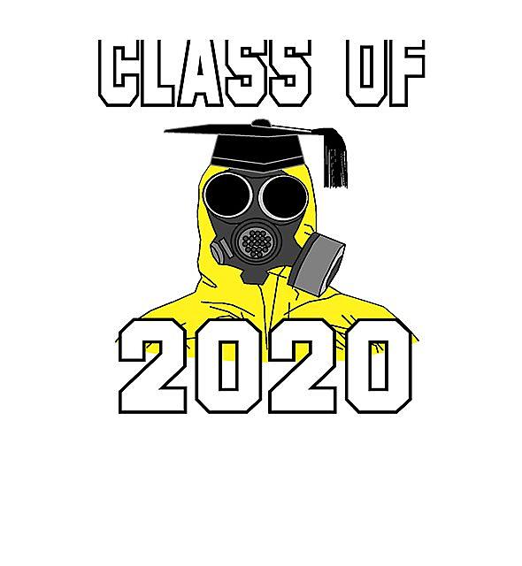 RedBubble: Class of 2020: Quarantine Graduation