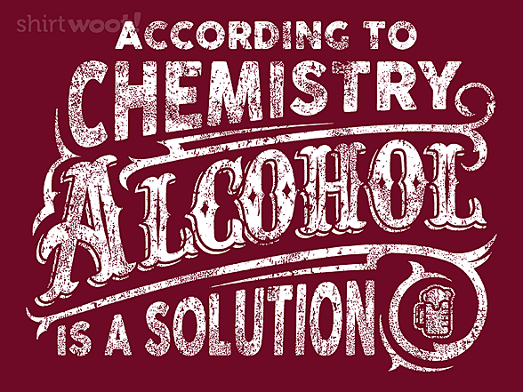 Woot!: Alcohol is a Solution Remix