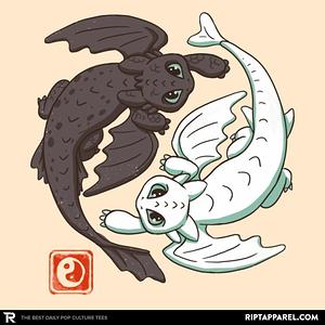 Ript: Yin Yang Dragons