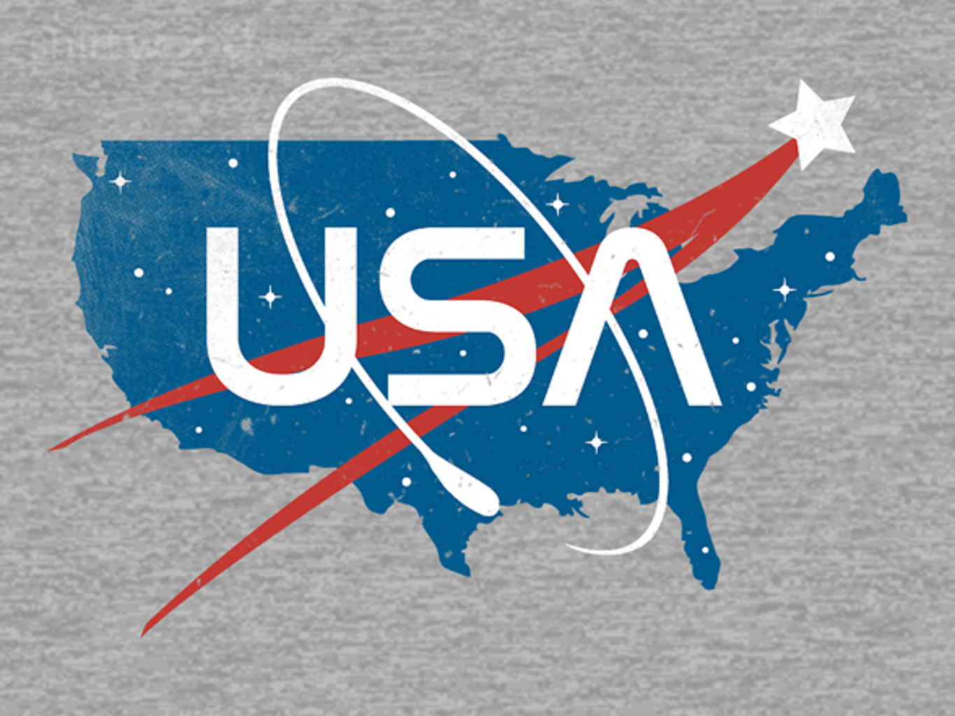 Woot!: United Space