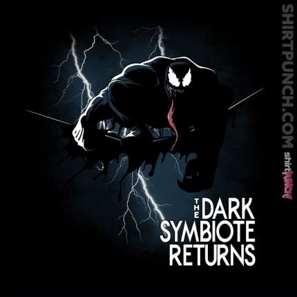 ShirtPunch: The Dark Symbiote Returns