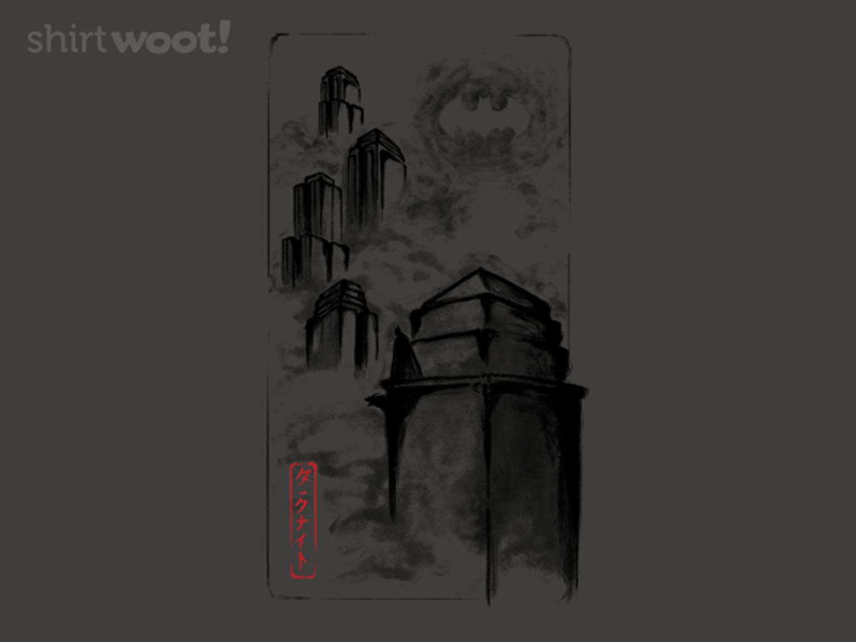 Woot!: Dark Ink