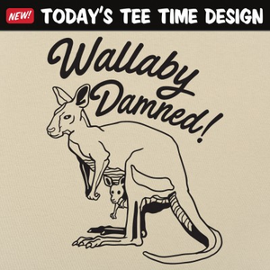 6 Dollar Shirts: Wallaby Damned