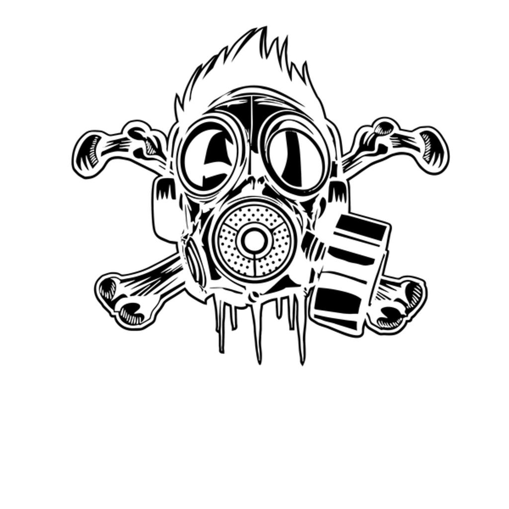 NeatoShop: Gasmask black