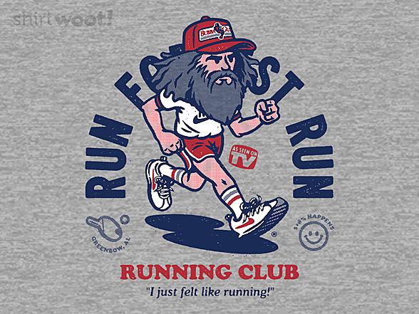Woot!: Running Club