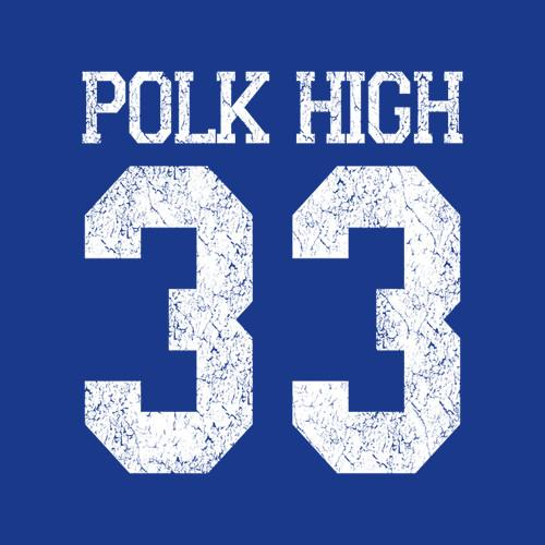 Five Finger Tees: Polk High T-Shirt
