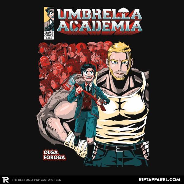 Ript: Umbrella Academia
