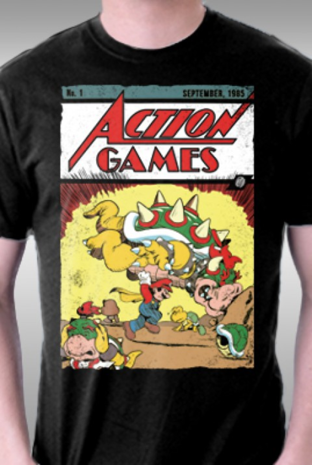 TeeFury: Action Games