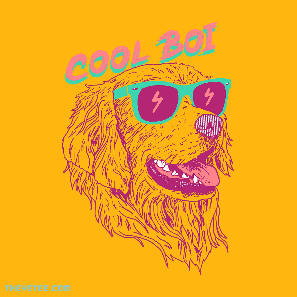The Yetee: Cool Boi