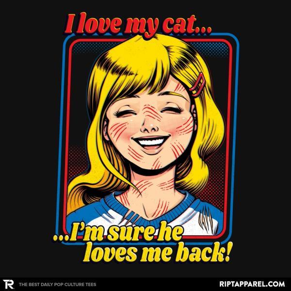 Ript: I Love My Cats