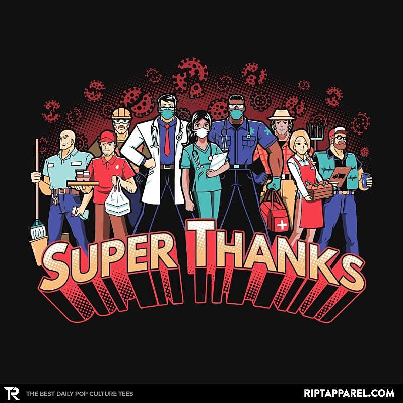 Ript: Super Thanks