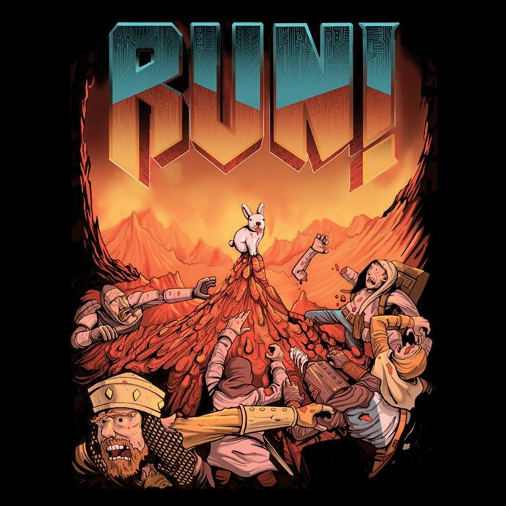 Once Upon a Tee: RUN