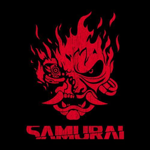 Five Finger Tees: Samurai Band T-Shirt