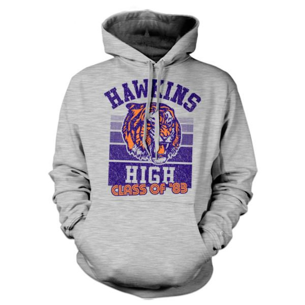 Five Finger Tees: Hawkins High Hoodie