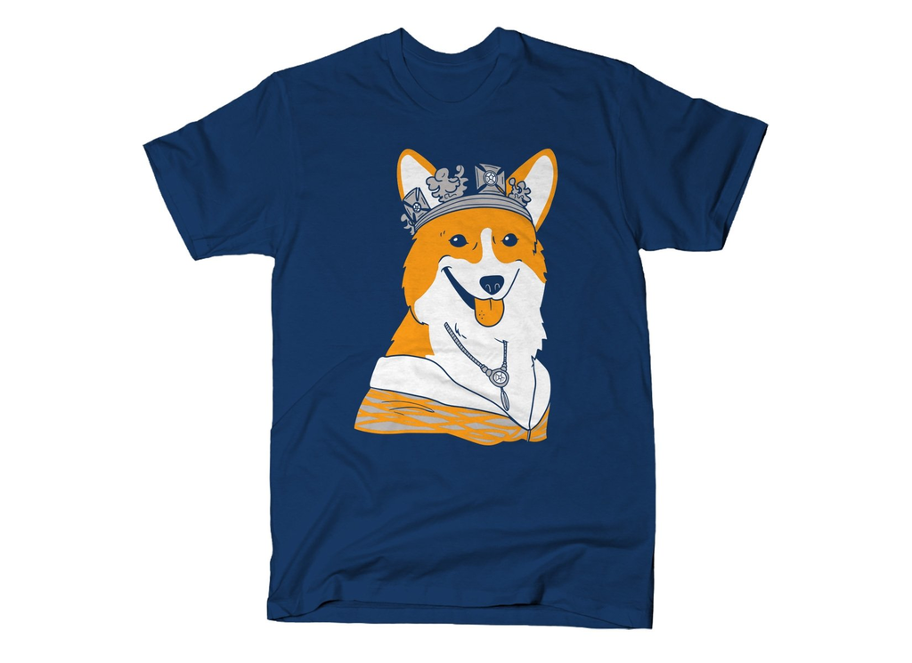 SnorgTees: Her Majesty