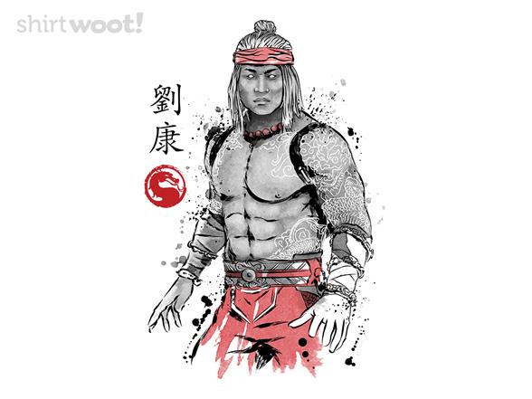 Woot!: The Chosen Warrior