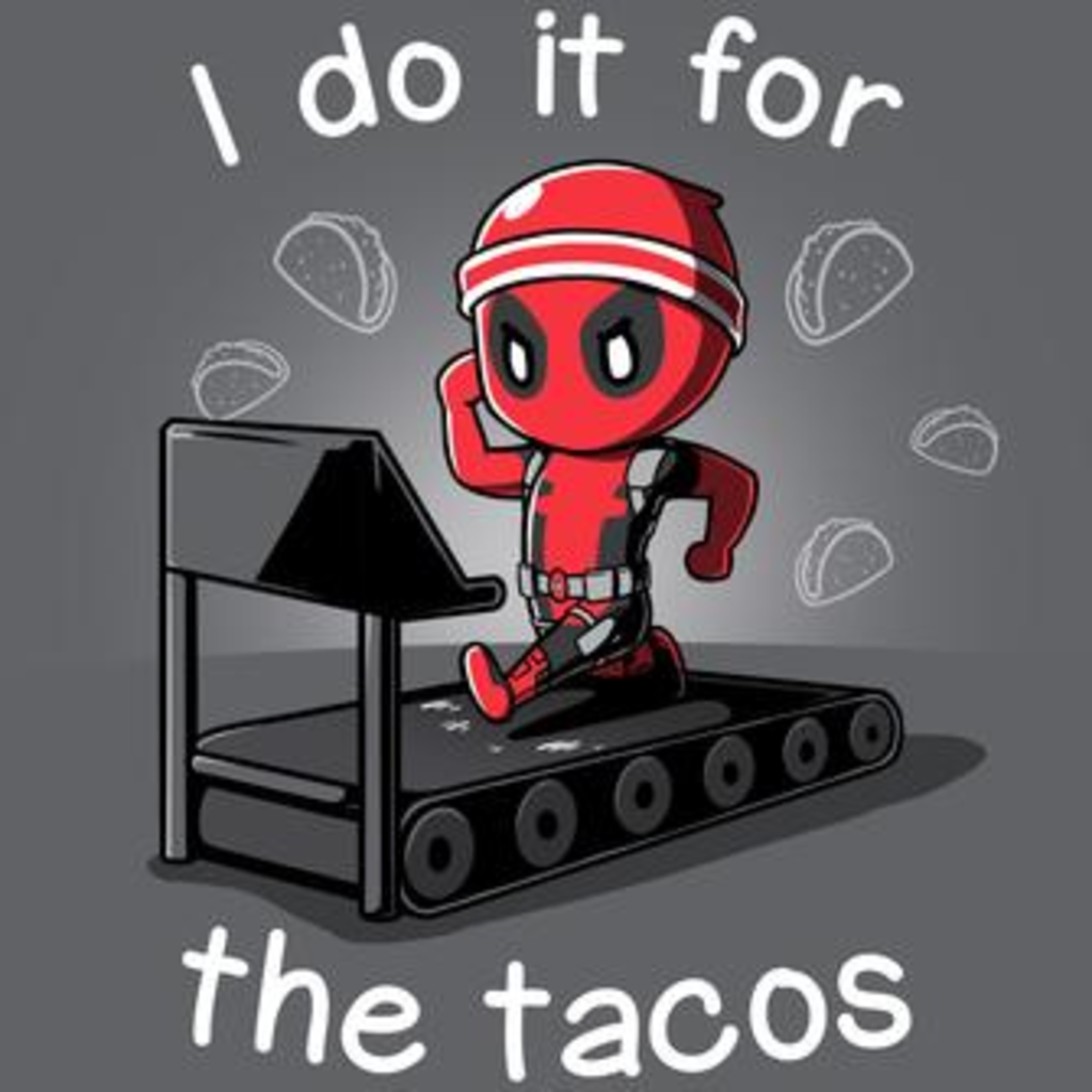 TeeTurtle: I Do It For The Tacos