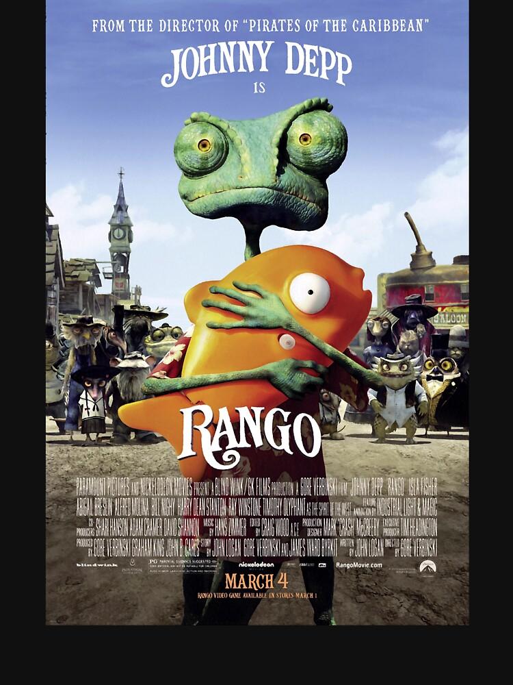 RedBubble: Movie Poster Merchandise