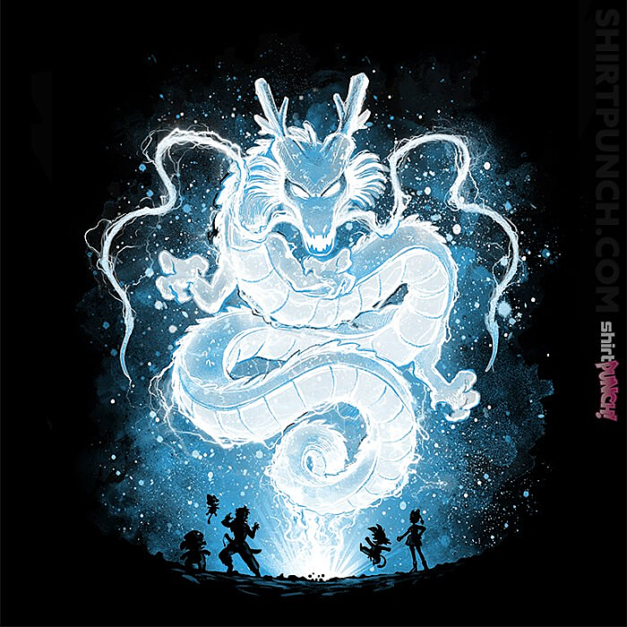 ShirtPunch: The Legend Of Dragon