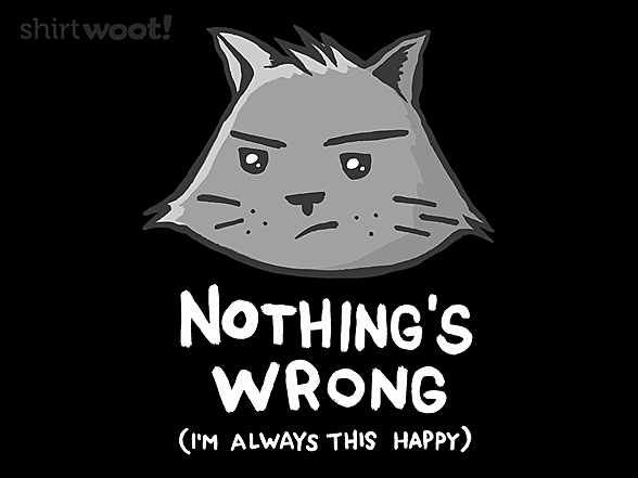 Woot!: Nothing's Wrong