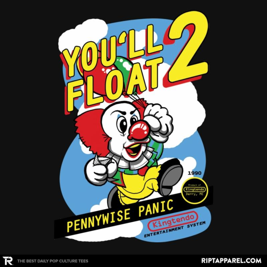 Ript: Pennywise Panic 1990