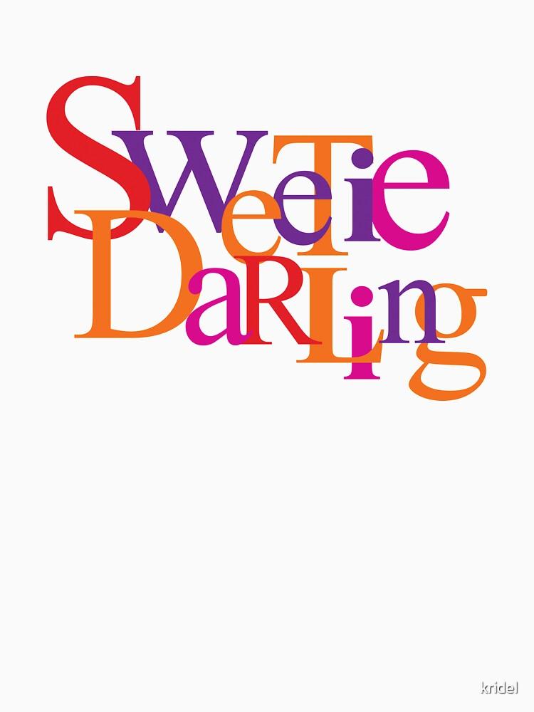 RedBubble: Sweetie Darling