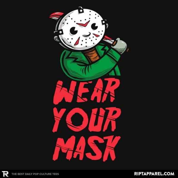 Ript: Wear Your Mask