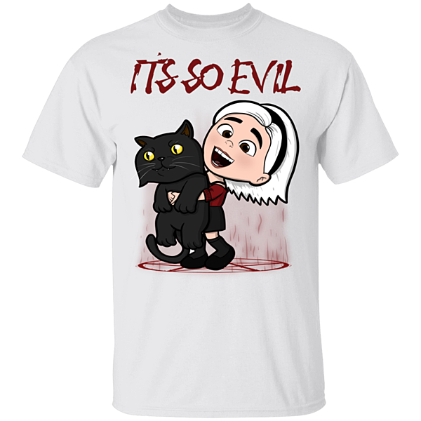 Pop-Up Tee: Its So Evil