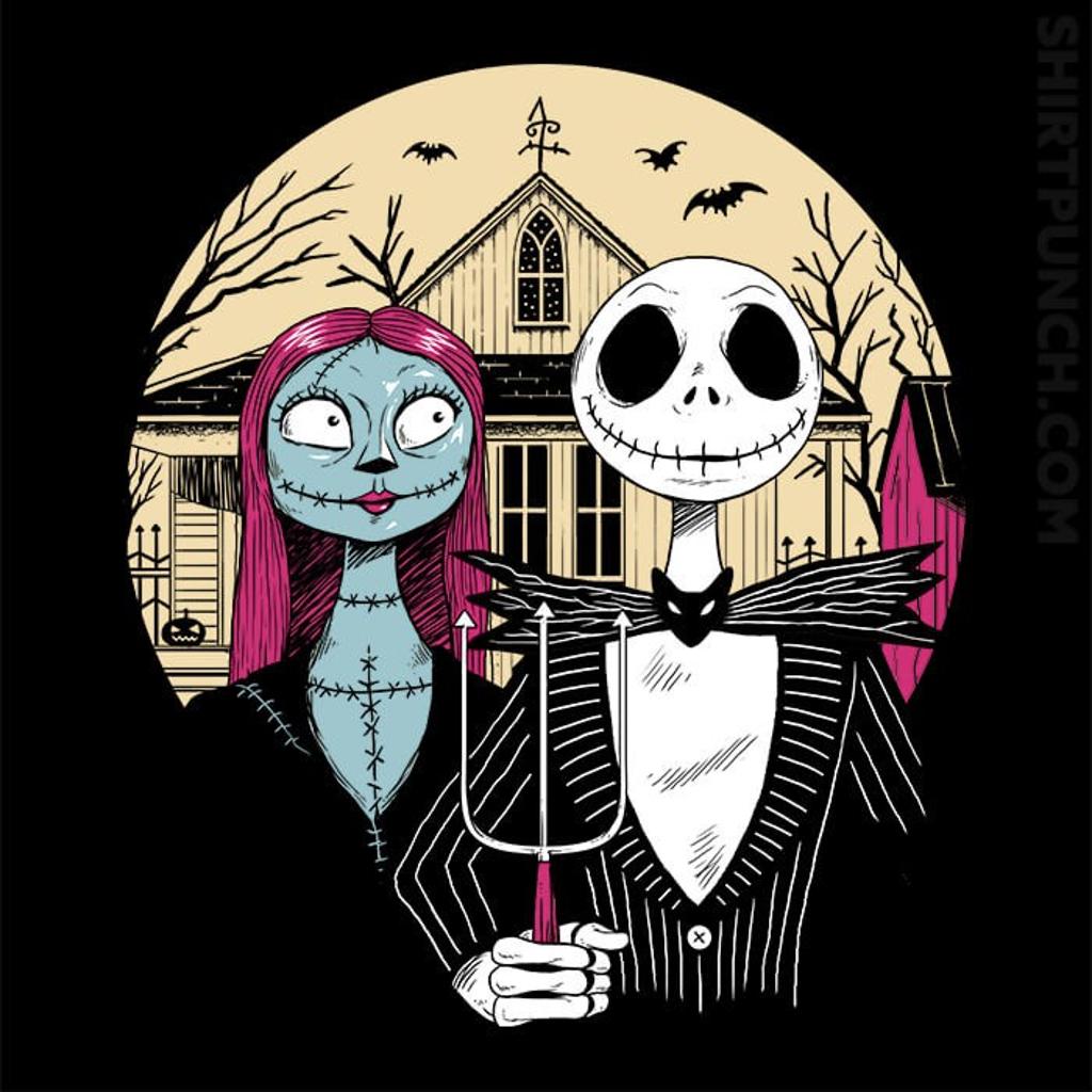 ShirtPunch: Nightmare Gothic