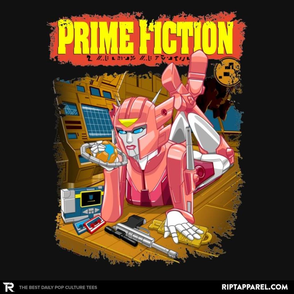 Ript: Prime Fiction
