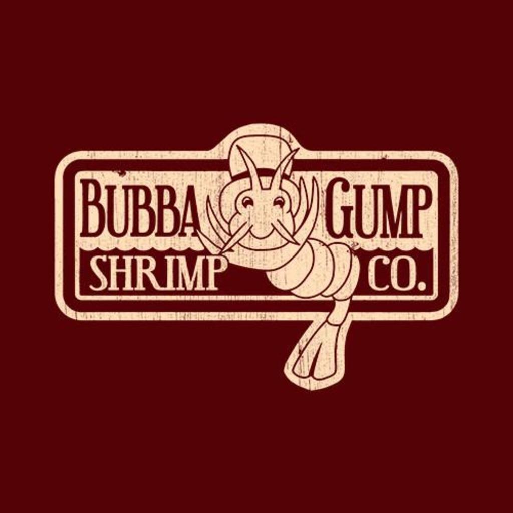 Five Finger Tees: Bubba Gump Shrimp Co. T-Shirt