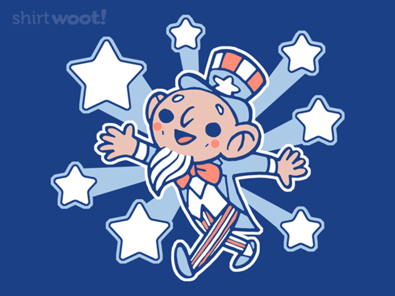 Woot!: Yankee Doodle Cutie - $15.00 + Free shipping