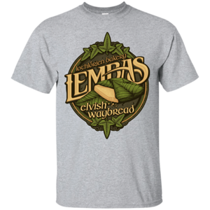 Pop-Up Tee: Lembas Bread