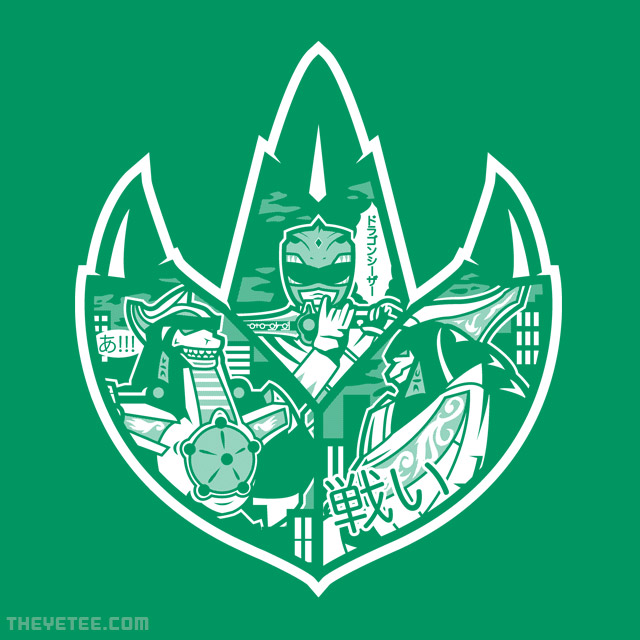 The Yetee: Dragon Power