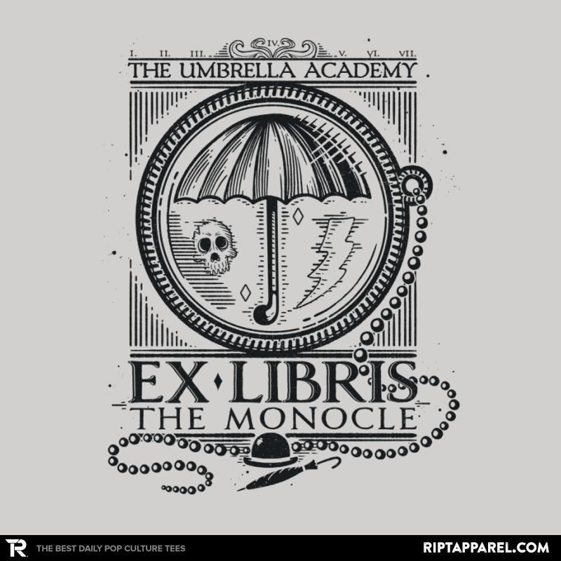 Ript: ExLibris - The Monocle