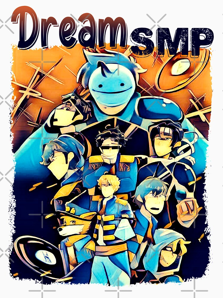RedBubble: Dream SMP Team