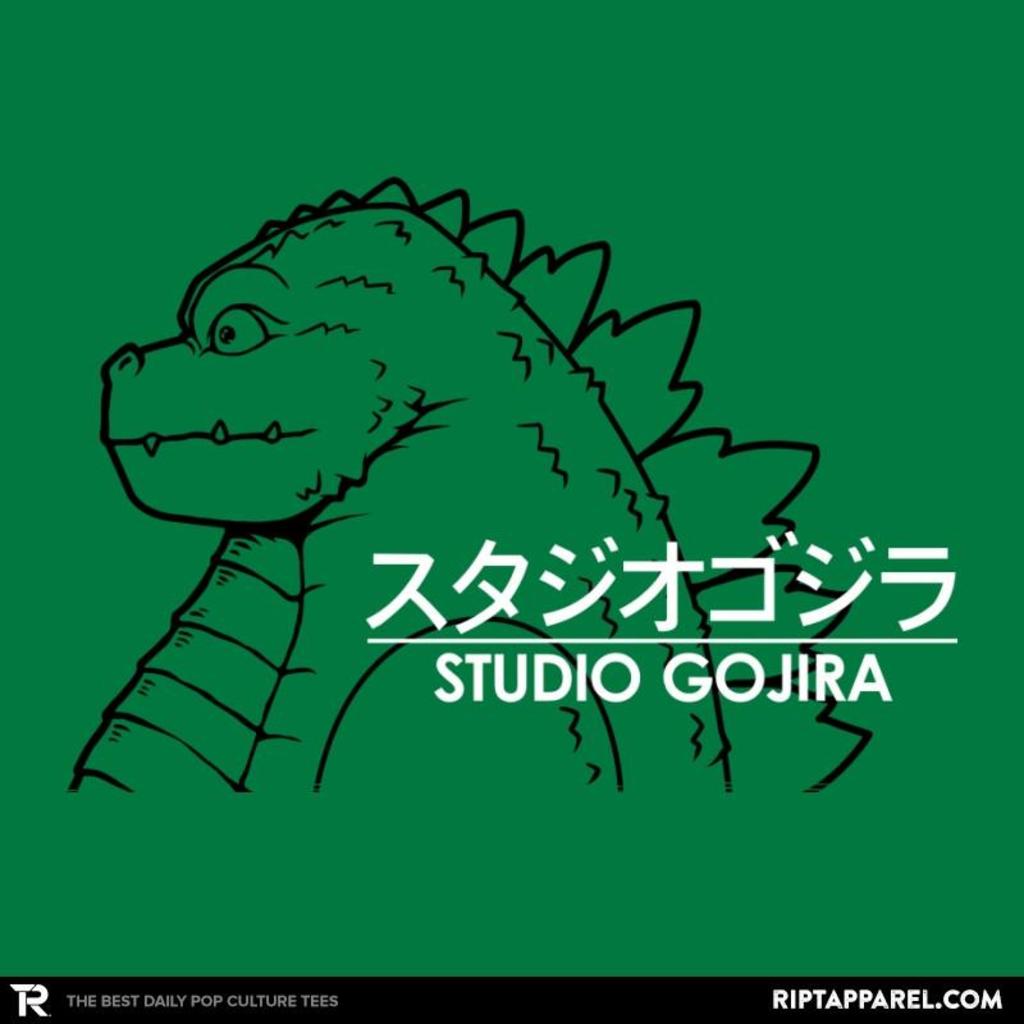 Ript: Studio Gojira Reprint