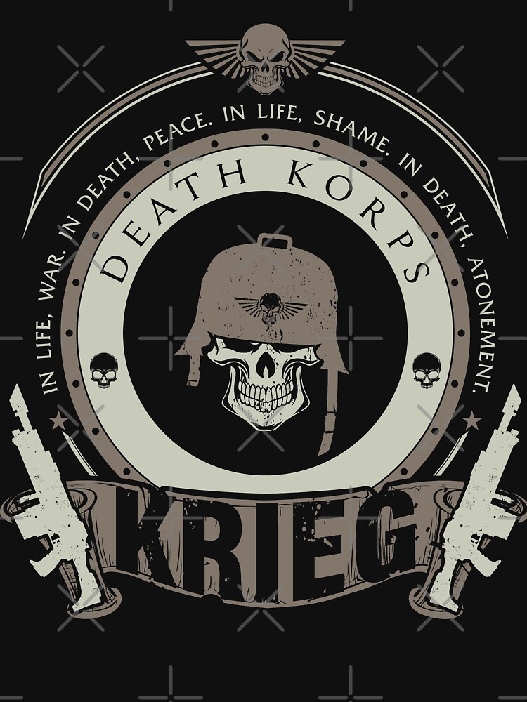 RedBubble: KRIEG - LIMITED EDITION