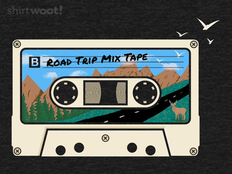 Woot!: Road Trip Mix Tape